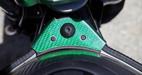 画像5: セロー250を1gでも軽くしたい。実はココにも軽量パーツがあるの知ってました?