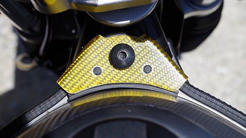 Images : 5番目の画像 - タンクプレート - webオートバイ