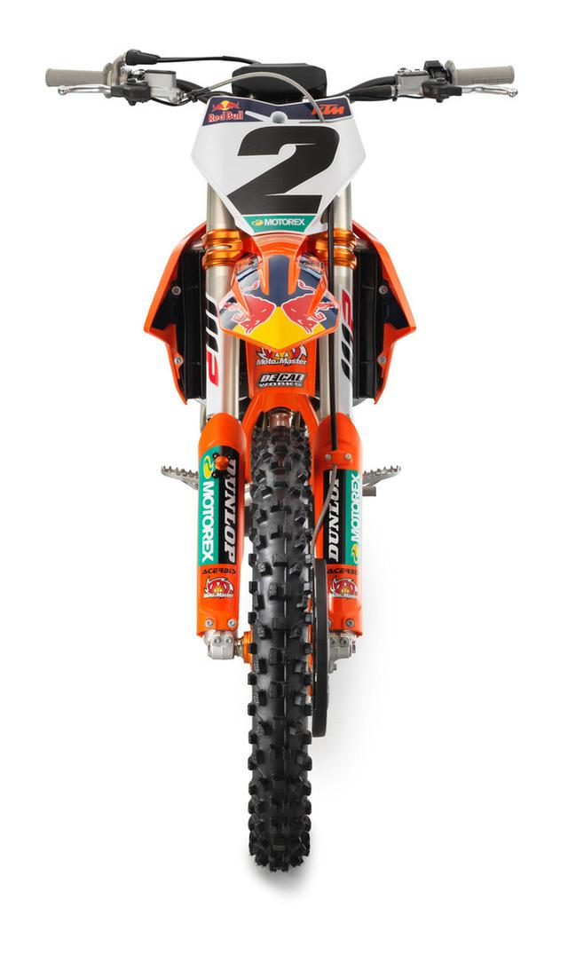 画像4: KTM 450 SX-F FACTORY EDITION