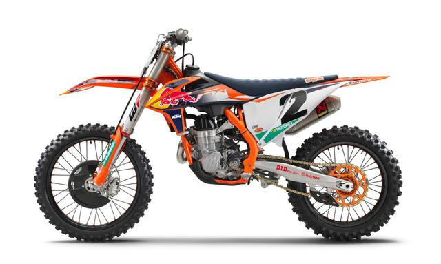 画像1: KTM 450 SX-F FACTORY EDITION