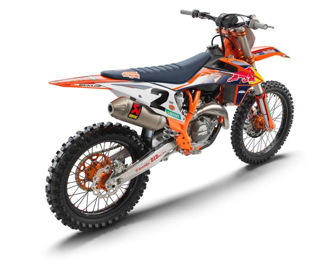 画像3: KTM 450 SX-F FACTORY EDITION