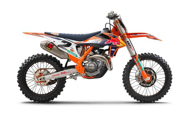 画像2: KTM 450 SX-F FACTORY EDITION