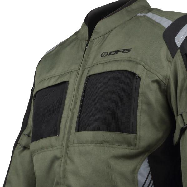 画像2: 3シーズンに最適なDFG定番ジャケットに、新色が登場