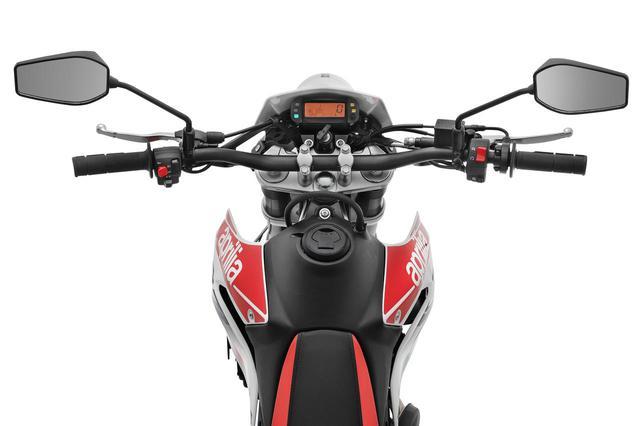 画像: 高回転型フルサイズトレール・RX125がエンジンを刷新