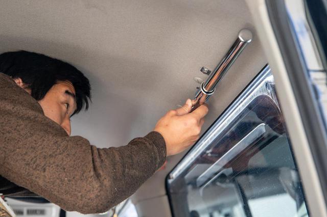 画像5: 誰でも簡単に取り付けできる 安心設計&親切マニュアル