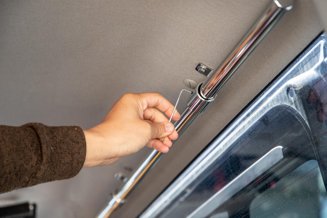 画像6: 誰でも簡単に取り付けできる 安心設計&親切マニュアル
