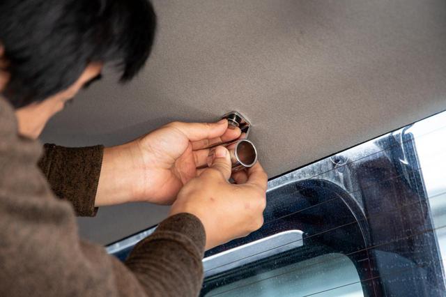 画像3: 誰でも簡単に取り付けできる 安心設計&親切マニュアル