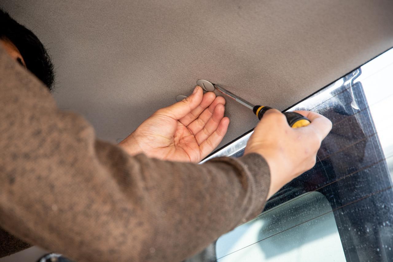 画像2: 誰でも簡単に取り付けできる 安心設計&親切マニュアル