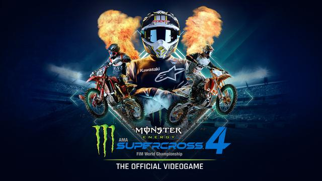 画像: Monster Energy Supercross The Official Videogame 4|DMM GAMES