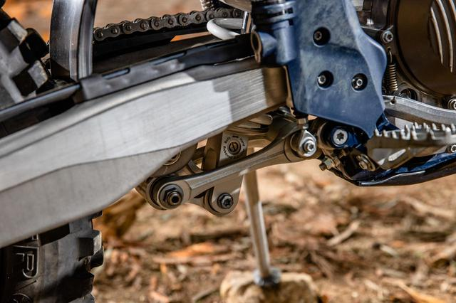 画像5: GASGAS、KTM、ハスクバーナ…3ブランドの4スト250を田中太一が比較する