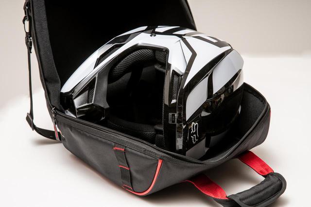 画像2: ヘルメット収納を一発解決してくれるヘルメットバッグ