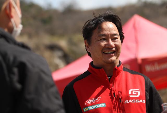 画像: 3月に開催されたJNCC大阪での源治さん