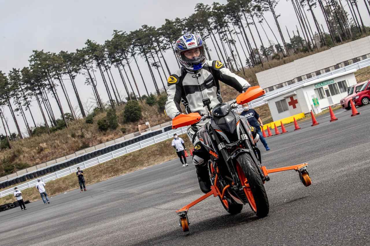画像2: 誰よりもバイクを愛する パラモトライダー