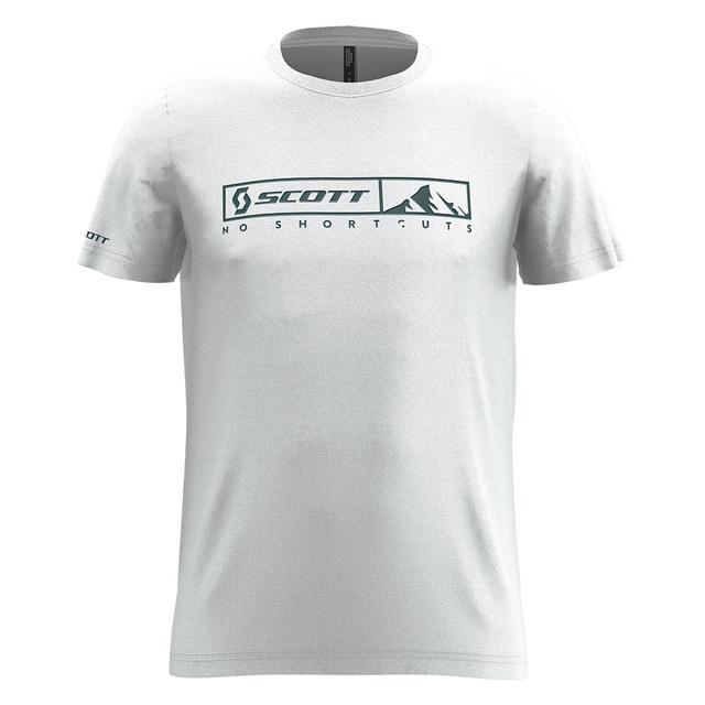 画像: 10ショートカット Tシャツ カラー:ホワイト サイズ:S、M、L、XL