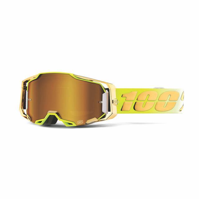 画像: 目元のインパクト強し、100%のハイエンドモデルにゴールドが眩しい21春カラー登場