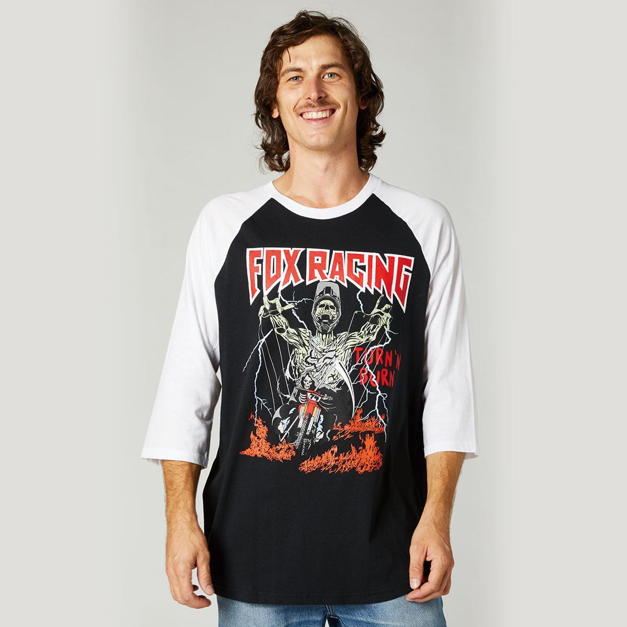 画像1: FOXの21SPモデルに「それどこで買ったの?」って聞きたくなるTシャツ登場(他にもあるよ)