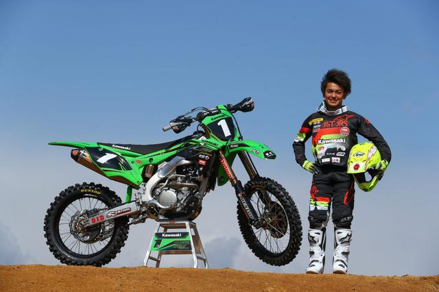 画像: MOTOCROSS CHAMPION JOINS EMPIRE KAWASAKI | Kawasaki Motors Australia