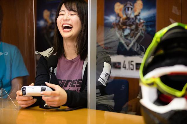 画像: すっかりトリコになった平嶋さん。