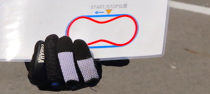 画像2: GPSロガーでライディングスキルを可視化、ヤマハアカデミーの新システム「YRFS」