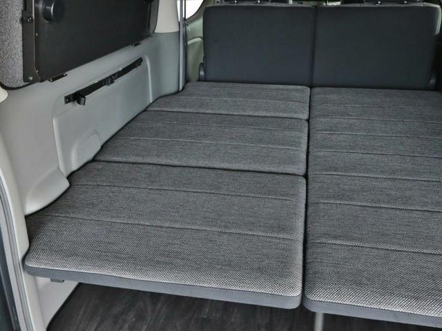 画像4: トランポをもっと快適に、既存モデルより6cm広いベッド上空間