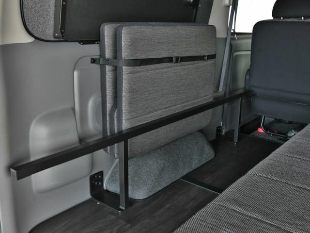 画像5: トランポをもっと快適に、既存モデルより6cm広いベッド上空間