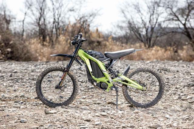 画像2: 電動バイクが開く未来