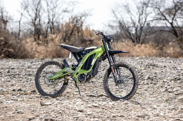 画像1: 電動バイクが開く未来