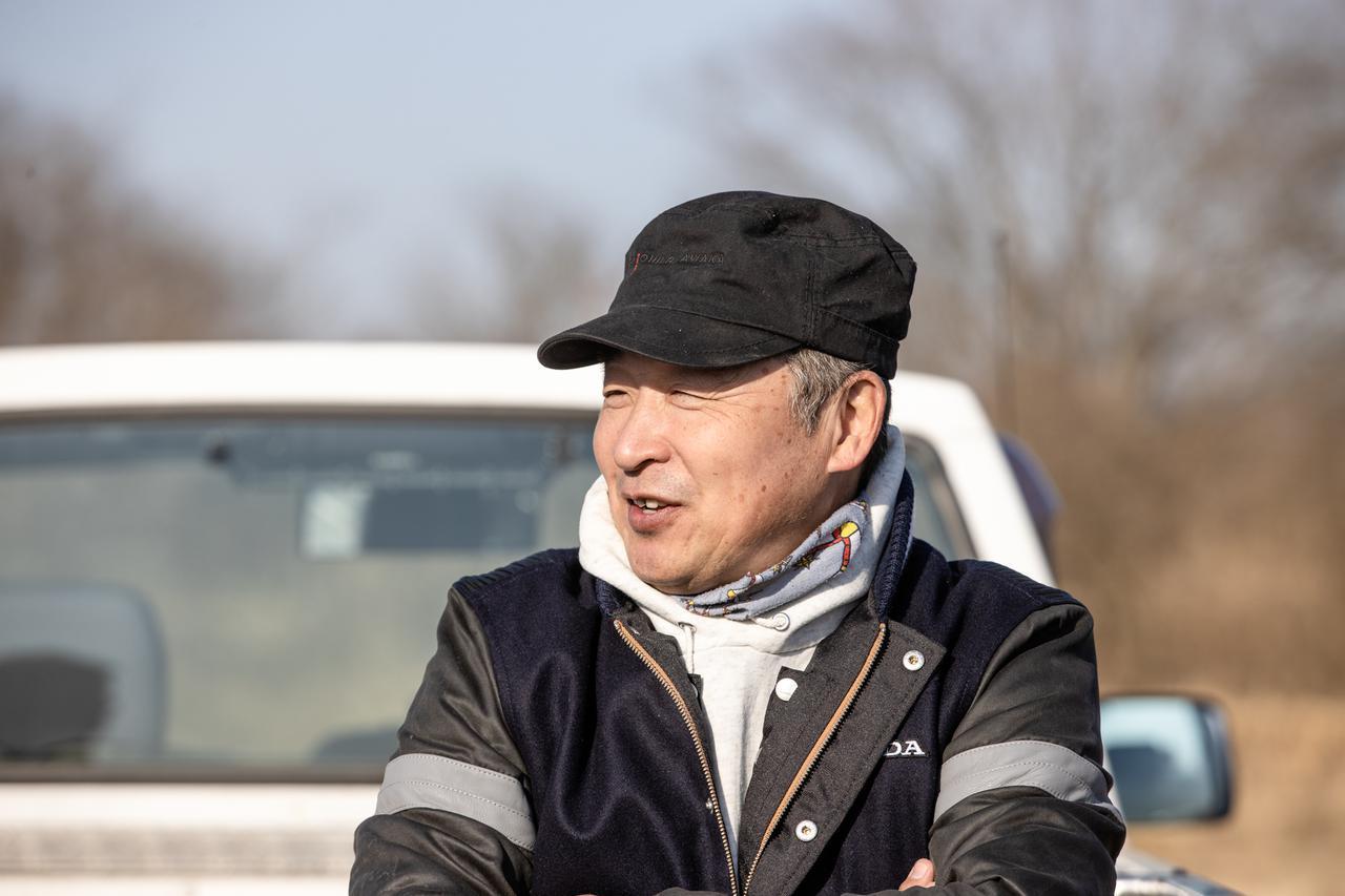 画像: 現、フリーランスのメカニックとして活躍中の渡辺健氏