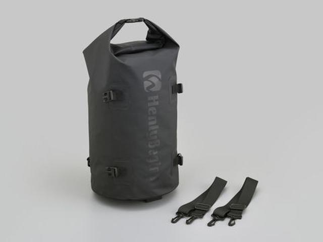 画像: 防水バックパック DH-748 ブラック | 防水バッグ | 防水バッグ
