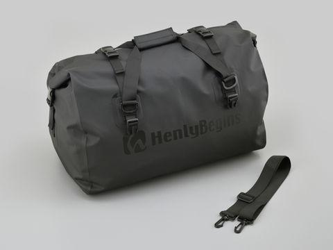 画像: 防水シートバッグ DH-749 ブラック | 防水バッグ | 防水バッグ