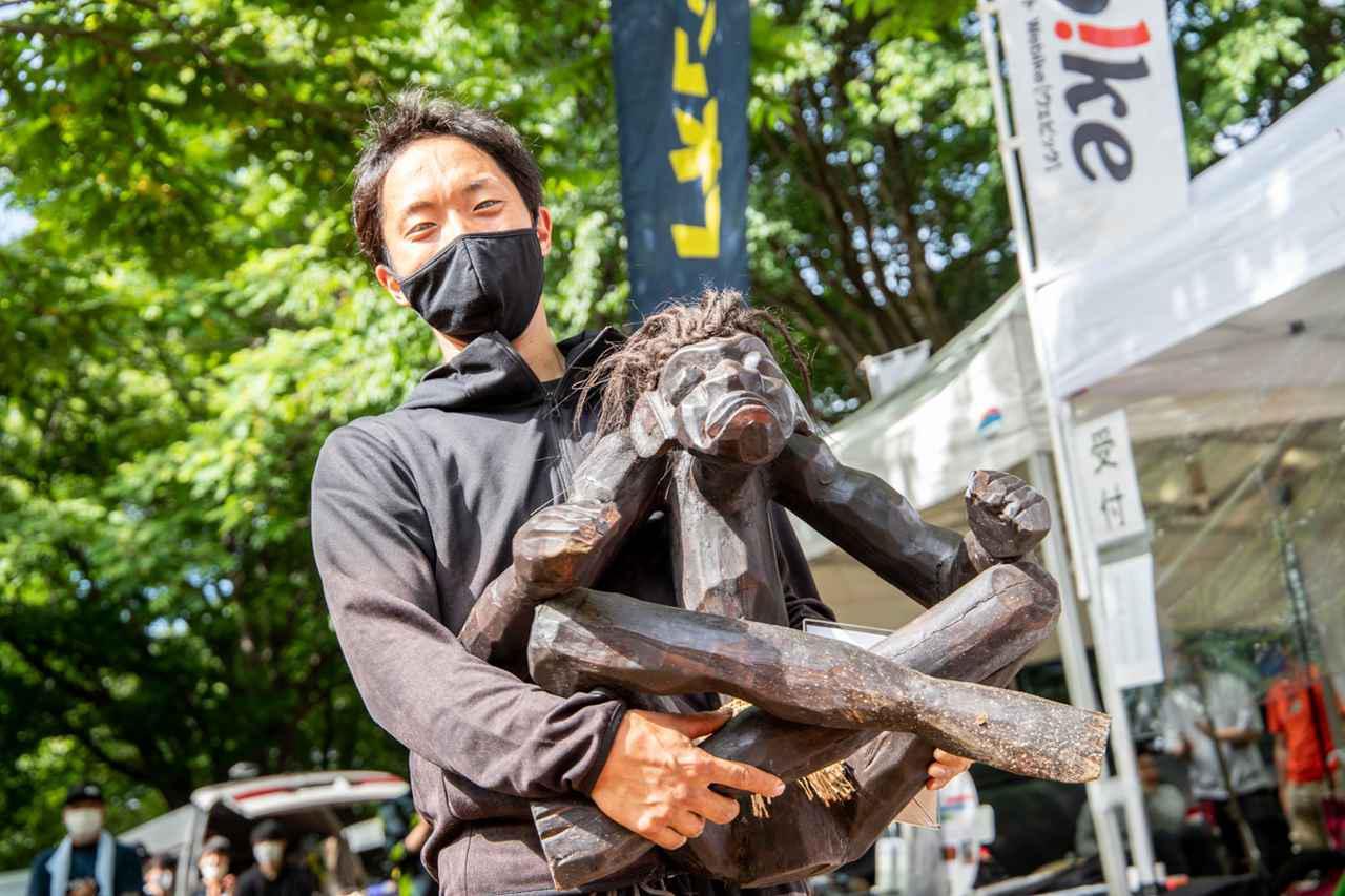 画像2: キャンオフ東日本、三種の神器とは