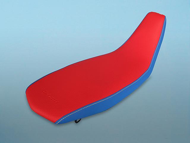 画像: カラー1:座面/レッド、サイド/ブルー