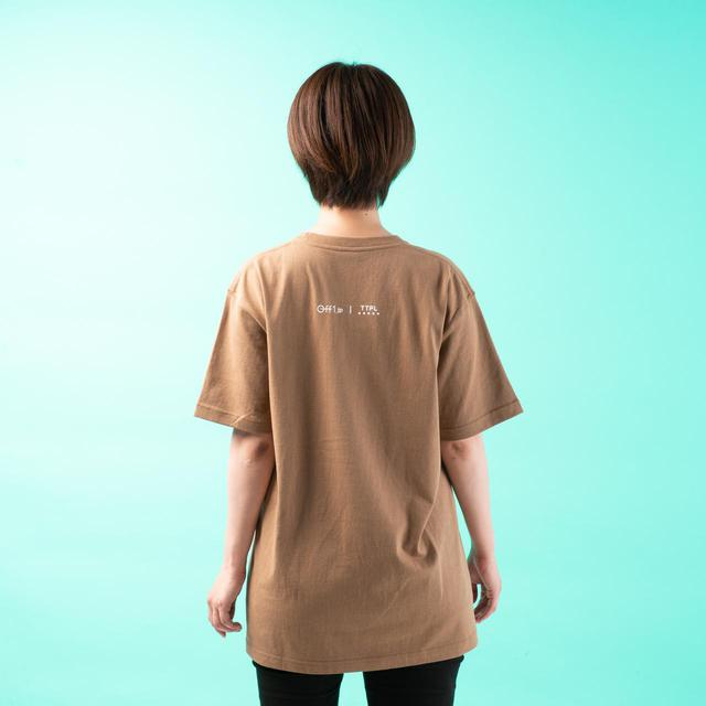 画像5: Off1.jp×TTPLのコラボTシャツ、誕生