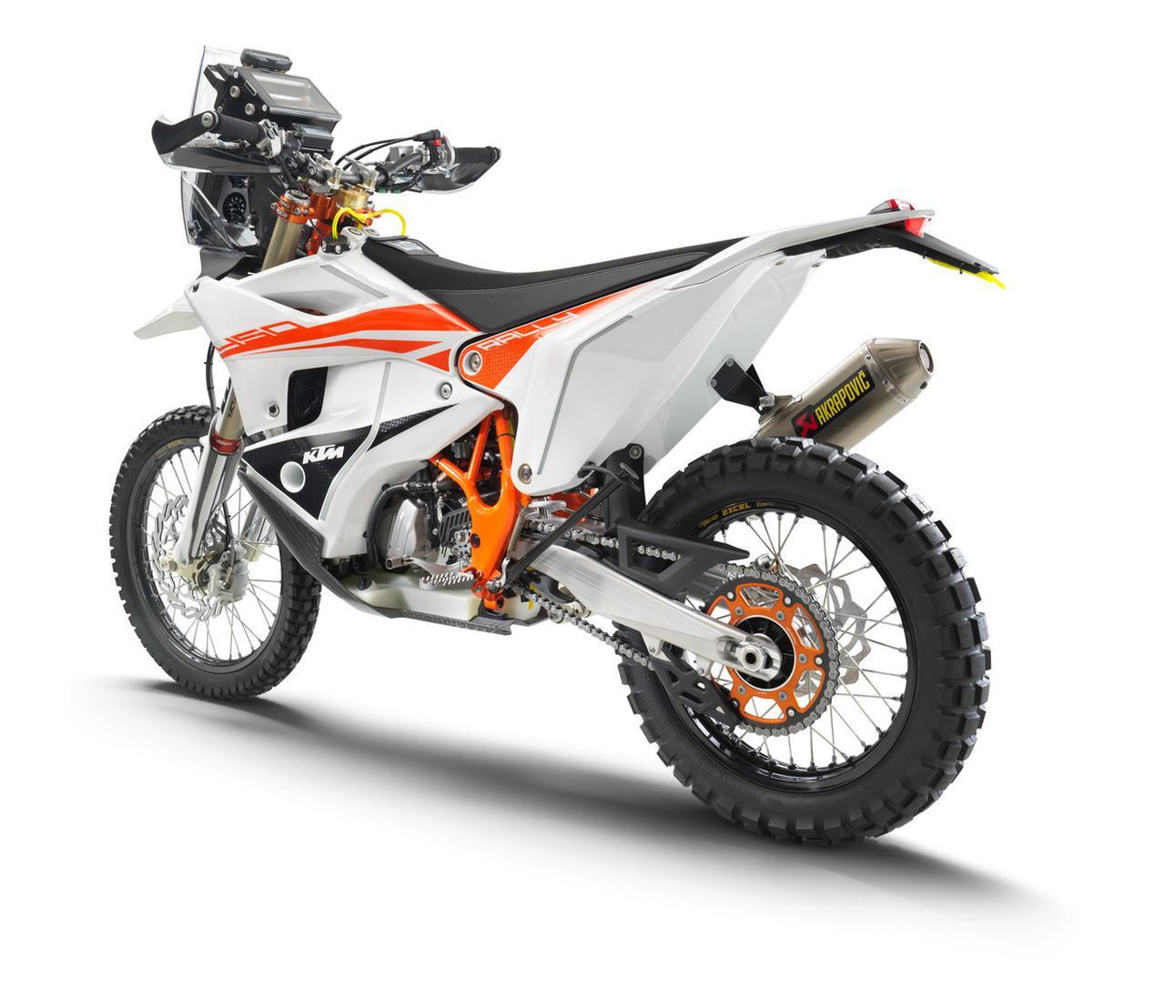 画像2: KTM 450RALLY FACTORY REPLICA EUR 25,900(欧州価格)