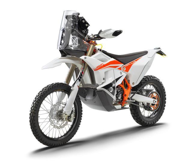 画像1: KTM 450RALLY FACTORY REPLICA EUR 25,900(欧州価格)