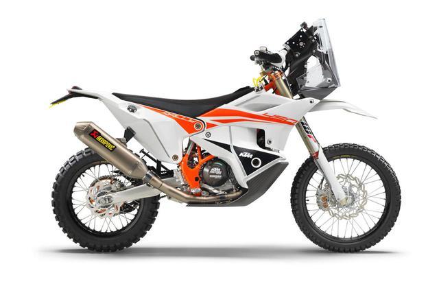 画像: 2万5900ユーロで買えちゃう、マジなラリーバイク