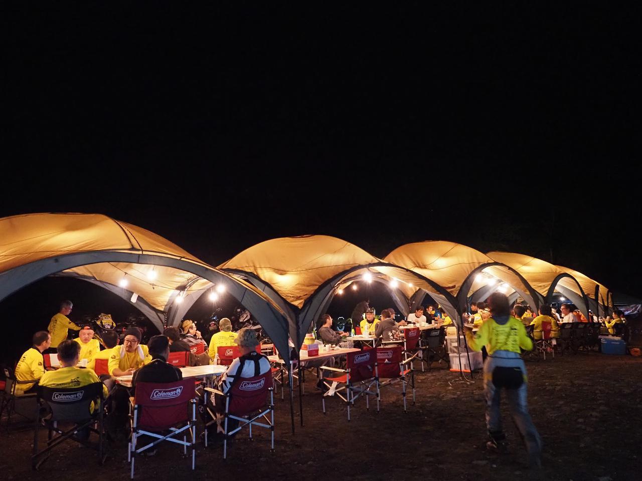 画像1: 食べて、走って、語らって。ツアラテックジャパン、4周年イベント開催