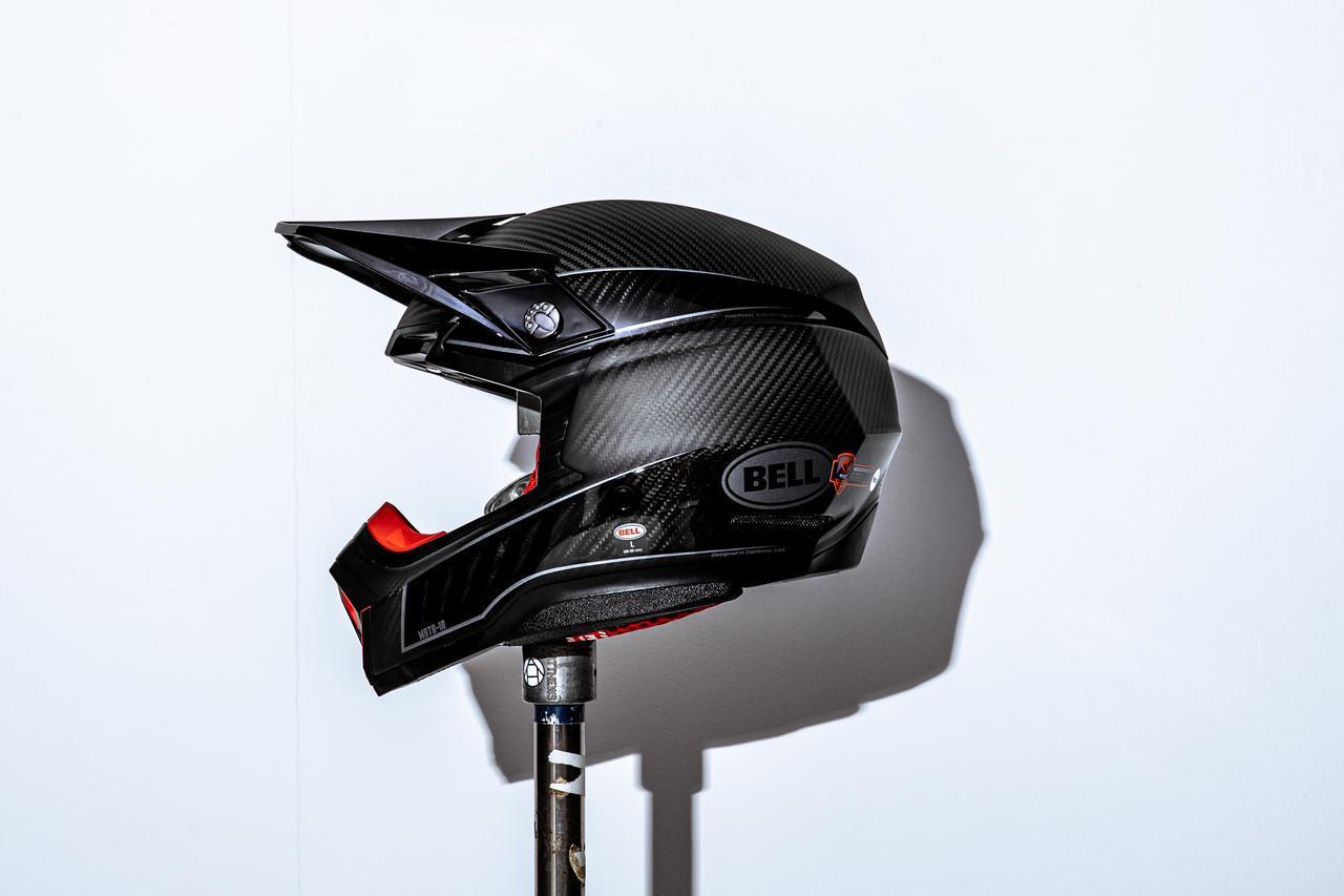 画像2: BELL MOTO-10 スフェリカル ヘルメット リズム リミテッドエディション