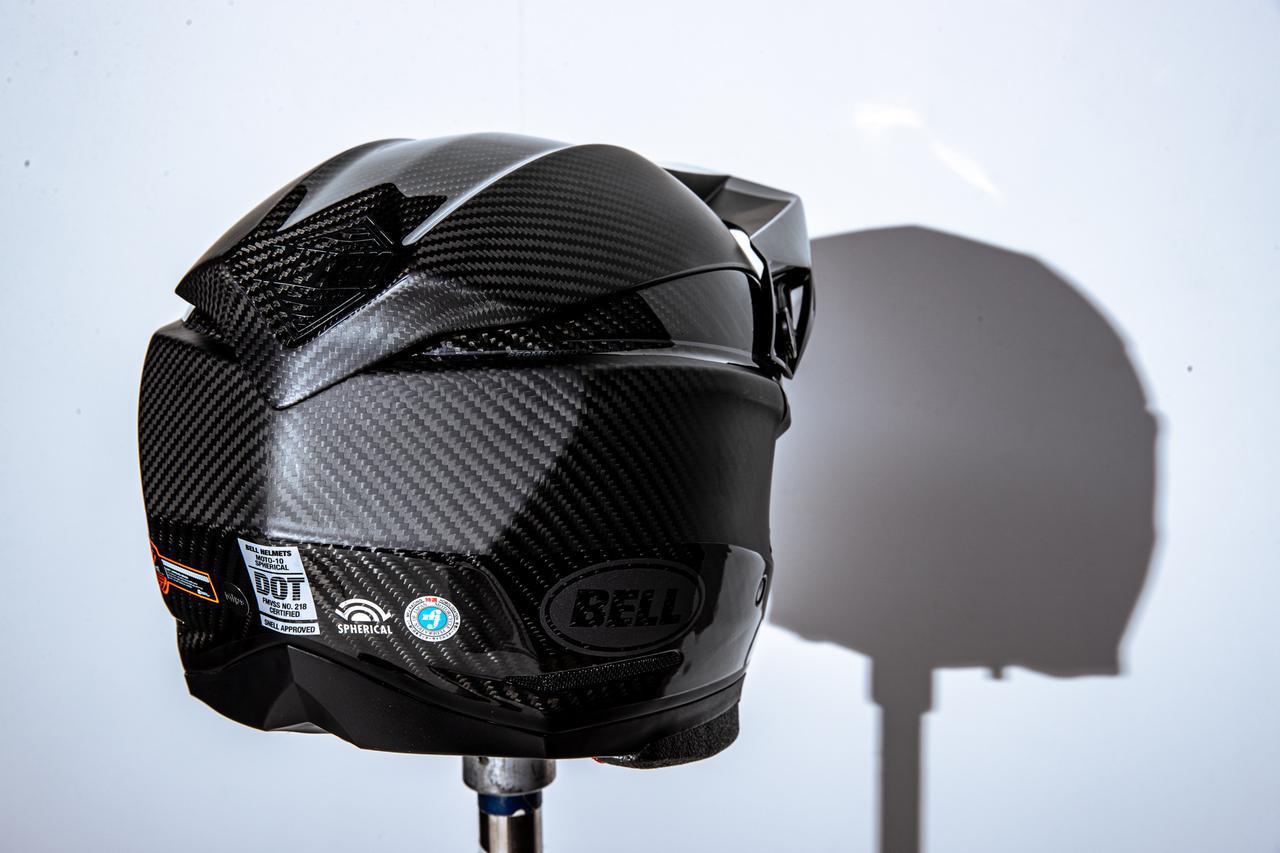 画像1: BELL MOTO-10 スフェリカル ヘルメット リズム リミテッドエディション