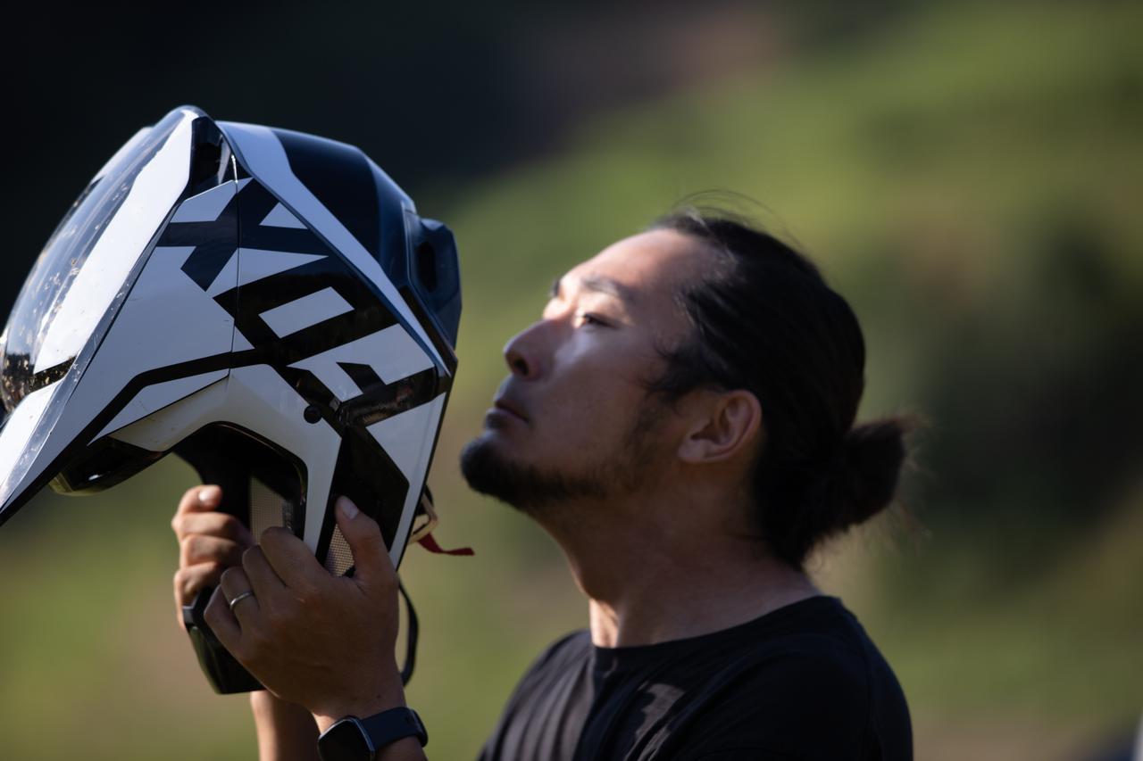 画像3: その効果、想像を遙かに超える。ヘルメット乾燥機をめっちゃススメたい