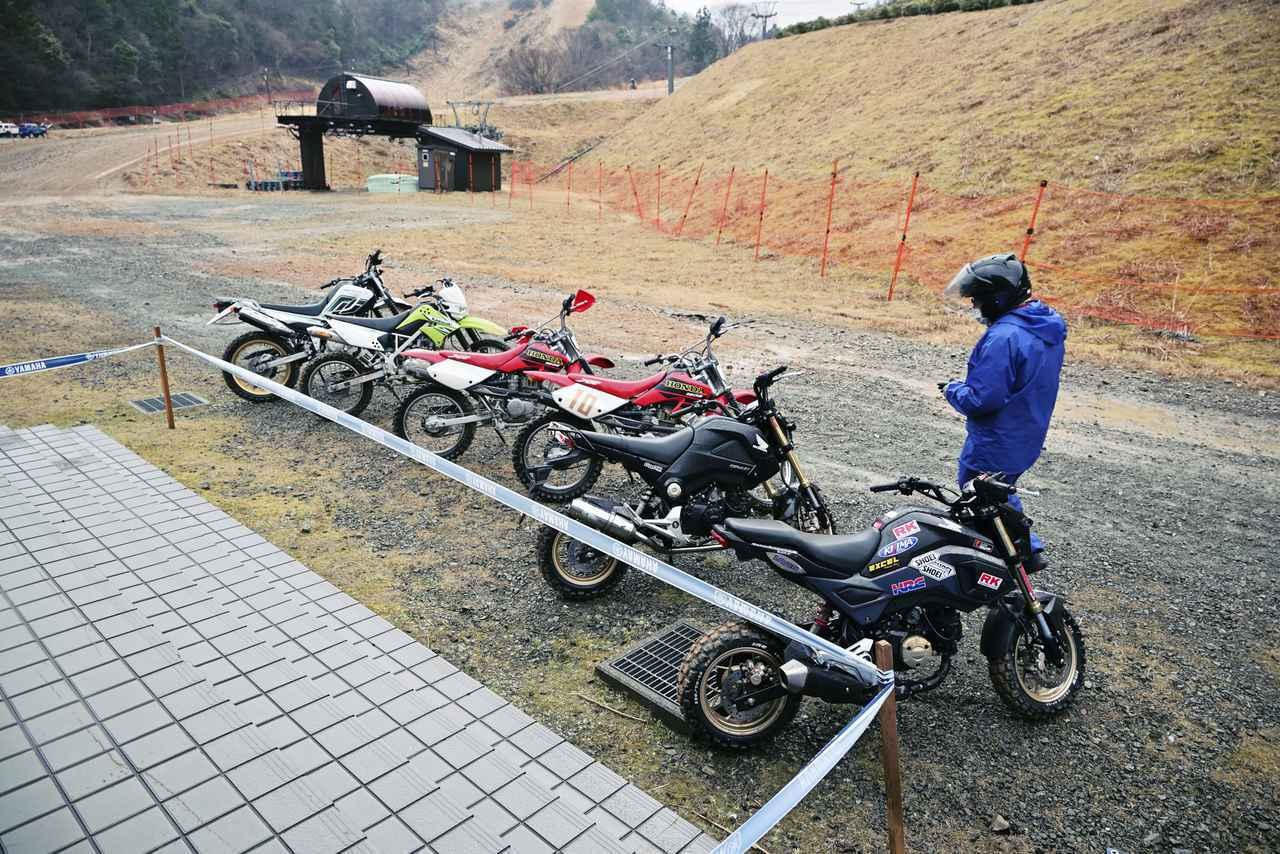 画像3: 大人気、滋賀県朽木スキー場で第3回ビギナー向け走行イベント