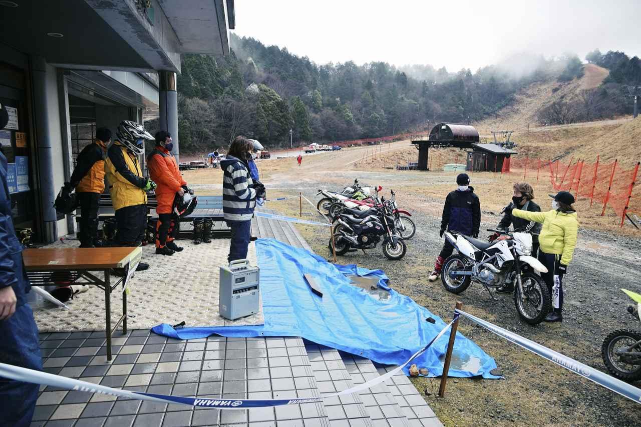 画像4: 大人気、滋賀県朽木スキー場で第3回ビギナー向け走行イベント