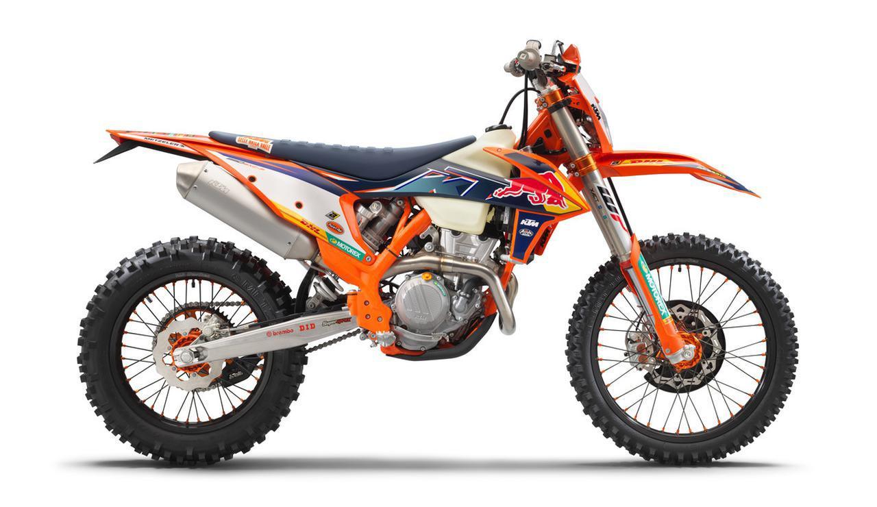 画像: 170万円の意味は、スペシャルサスにあり。究極のエンデューロバイクが差額12万円で手に入る