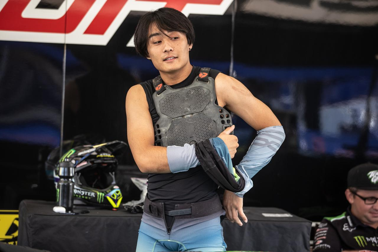 画像1: JO SHIMODAが愛用するRXRプロテクターが日本上陸、ASAテクノロジーってなに?