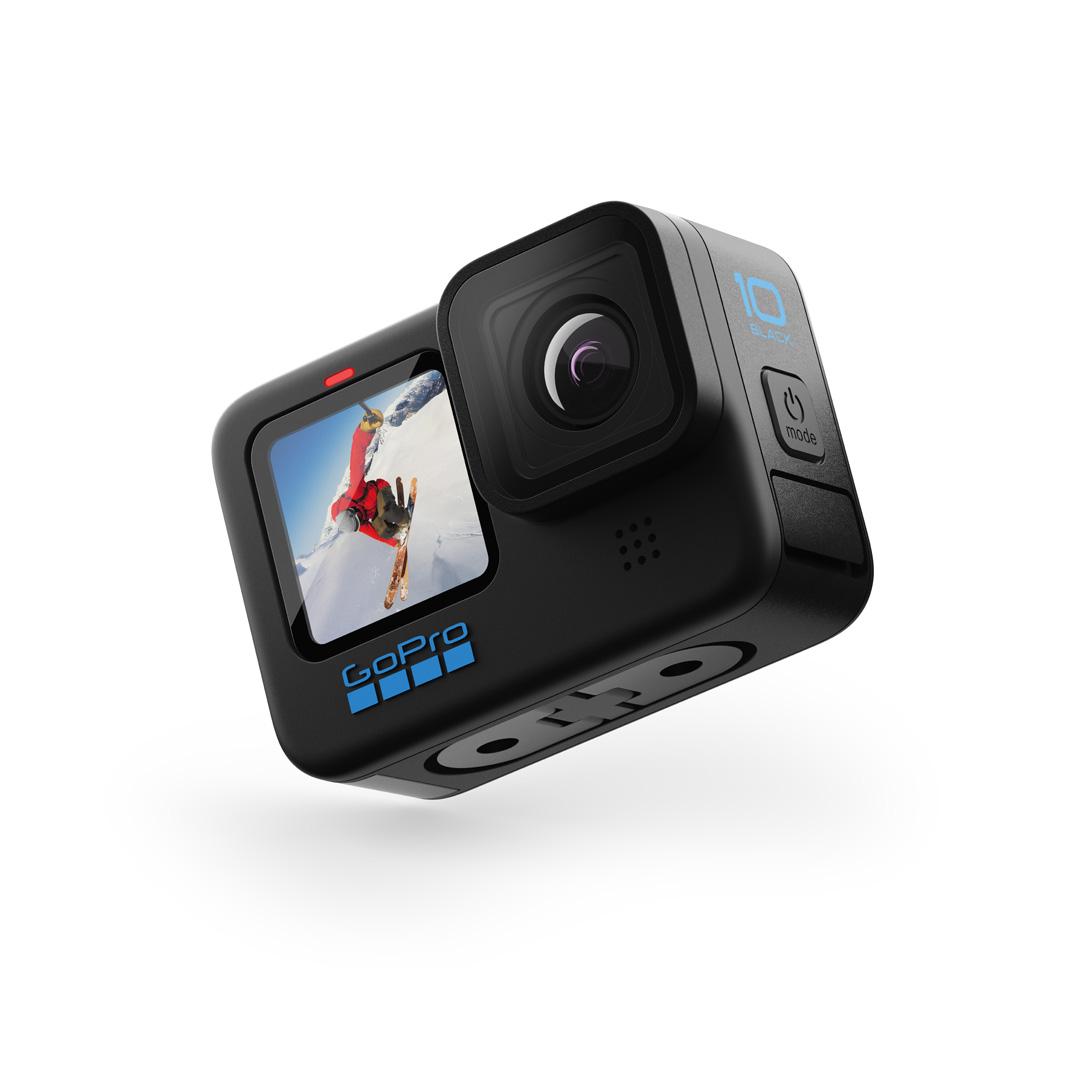画像: 新型GoPro HERO10をハンズオン。オフロードバイクで感じる進化とは?