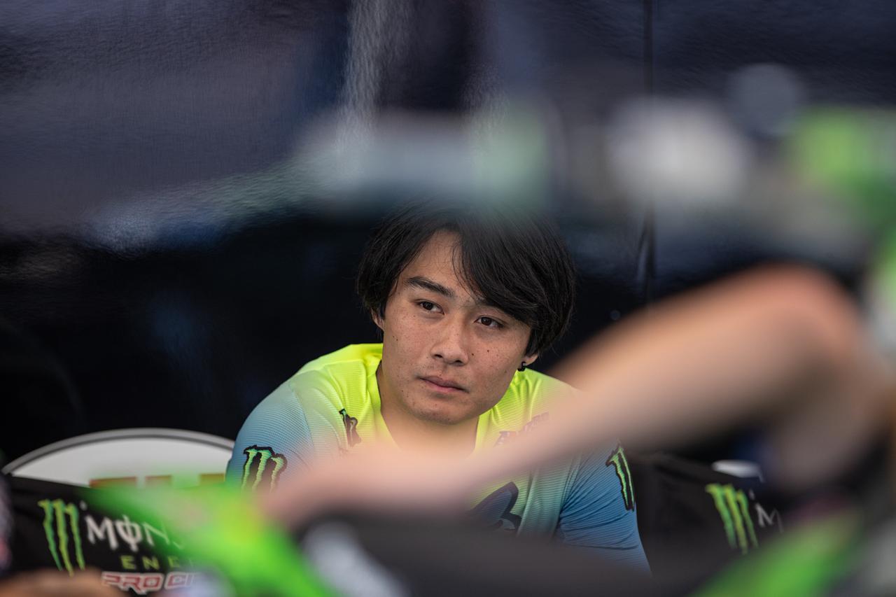 下田丈、SUGO参戦を見送り。2022シーズンの準備へ集中