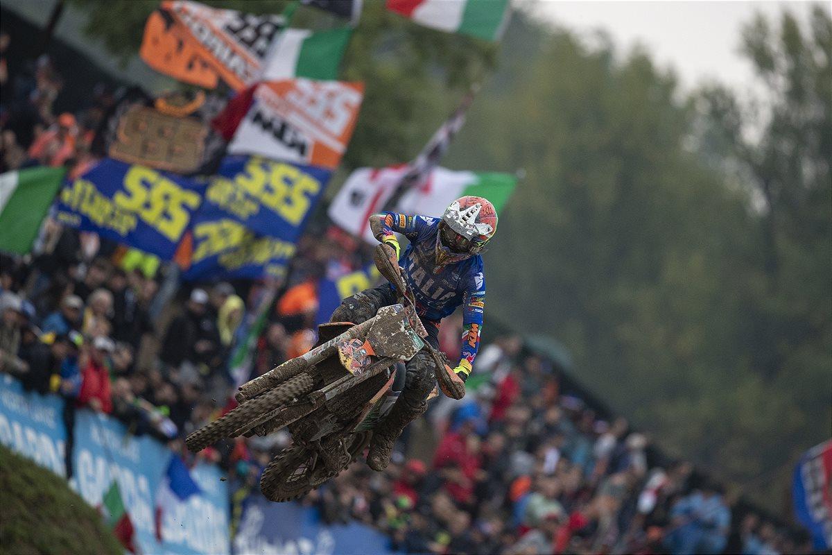 画像: アントニオ・カイローリ(Team Italy)