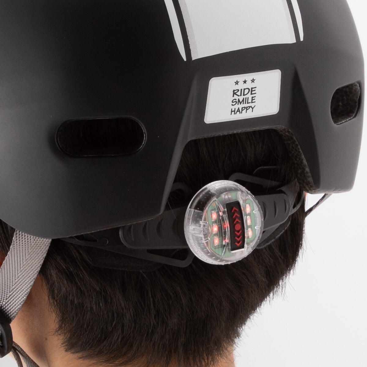 画像2: ぴったりなフィット感、日本人の頭に合わせたキッズ用ヘルメット