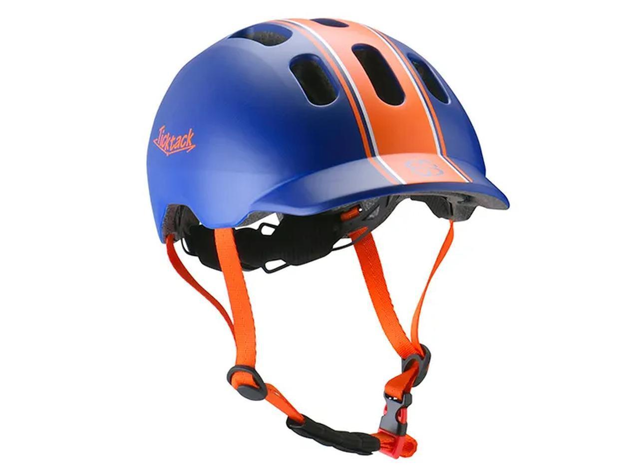 画像: チックタックヘルメット(ネイビー)
