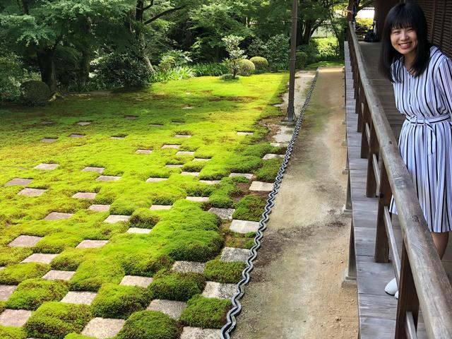 画像: 八相の庭 方丈(北庭)